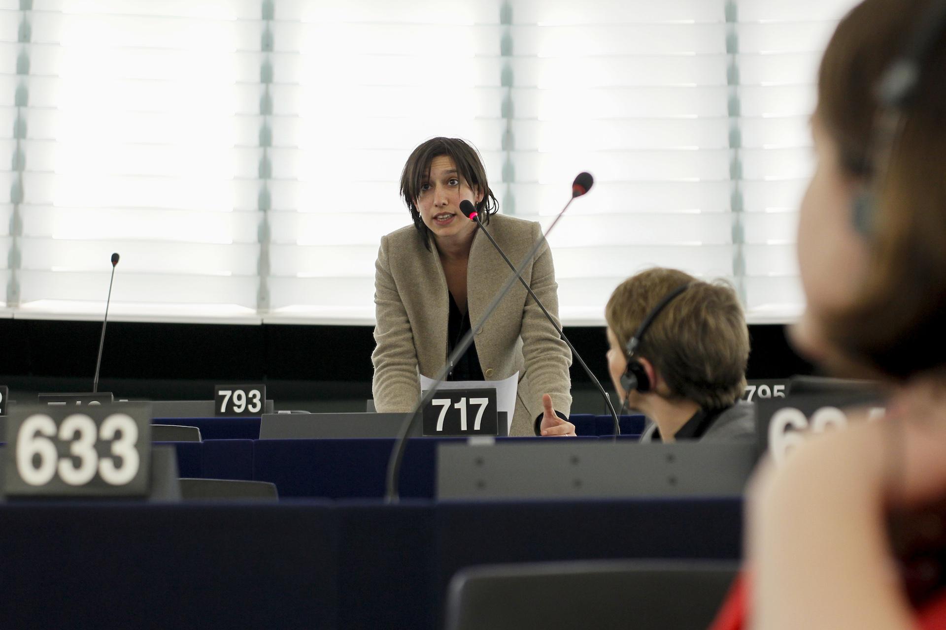Liberi e Uguali con gli occhi dell'eurodeputata Elly Schlein – La mia intervista per Libero Pensiero