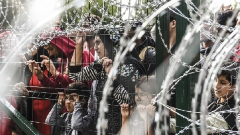 Intervento sulla questione dei rifugiati