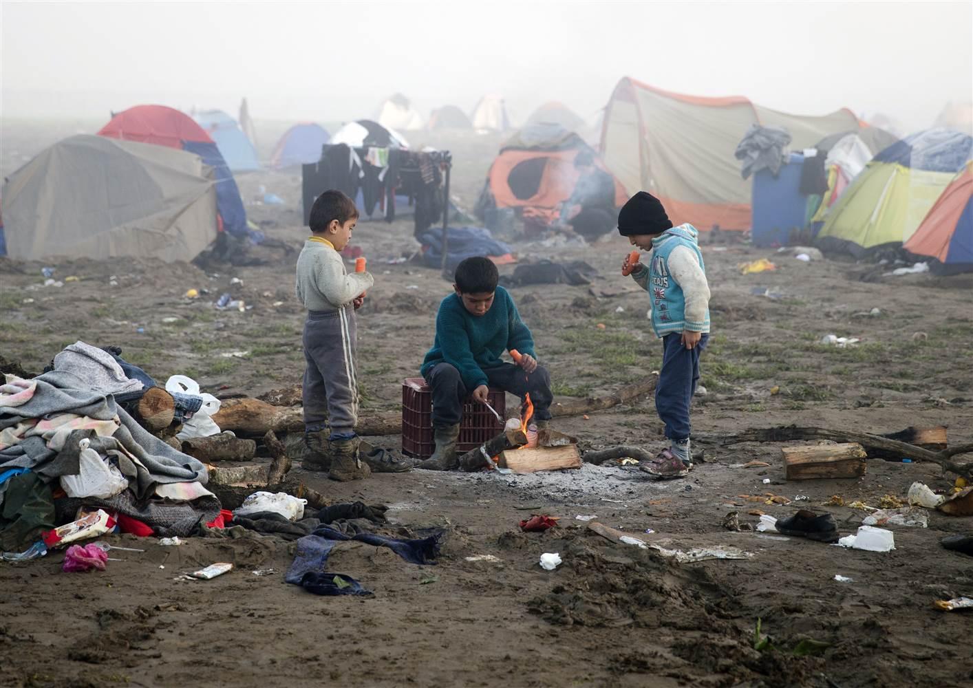 Interrogazione urgente alla Commissione sulla situazione a Idomeni