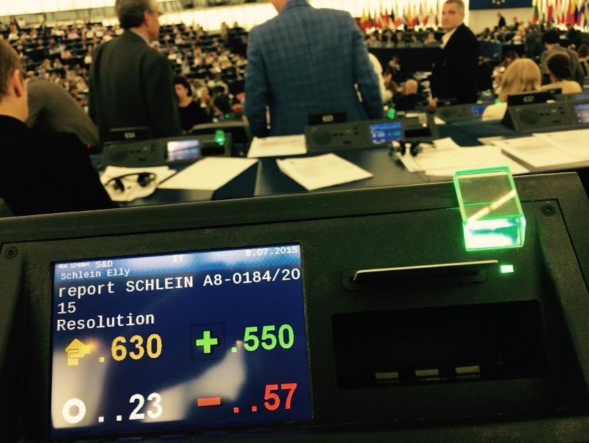 Approvazione risoluzione sulla lotta all'evasione e l'elusione fiscale nei Paesi in Via di sviluppo