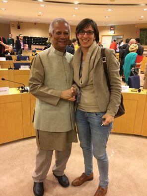 Incontro con Muhammad Yunus