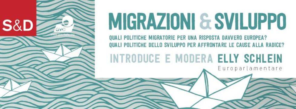 L'Europa delle possibilità. Migrazioni e sviluppo.