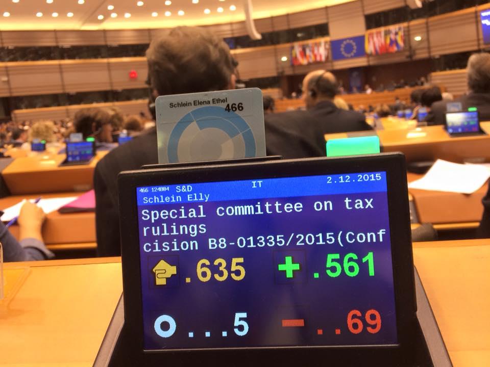 Insediamento Commissione Taxe