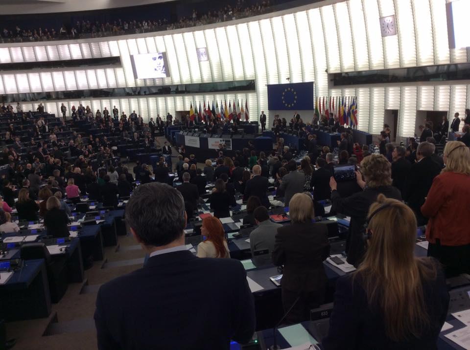 Premio Sakharov 2015 al blogger Raif Badawi, prigioniero