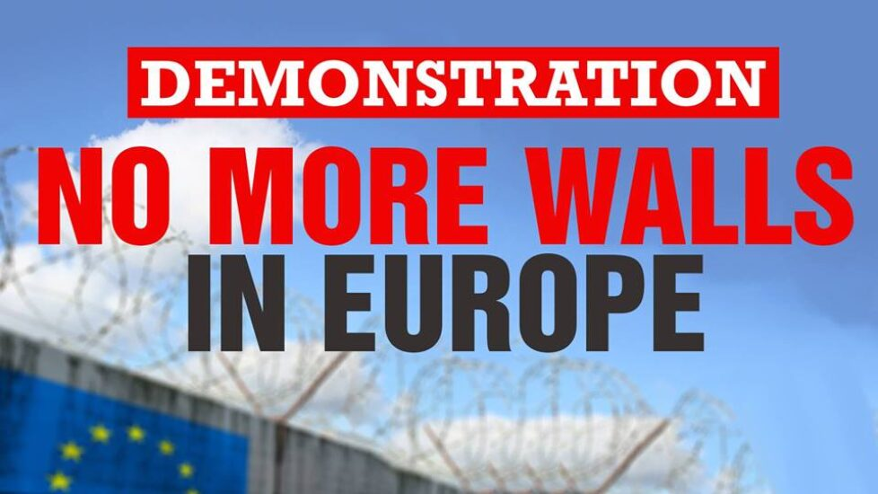 No more walls in Europe!