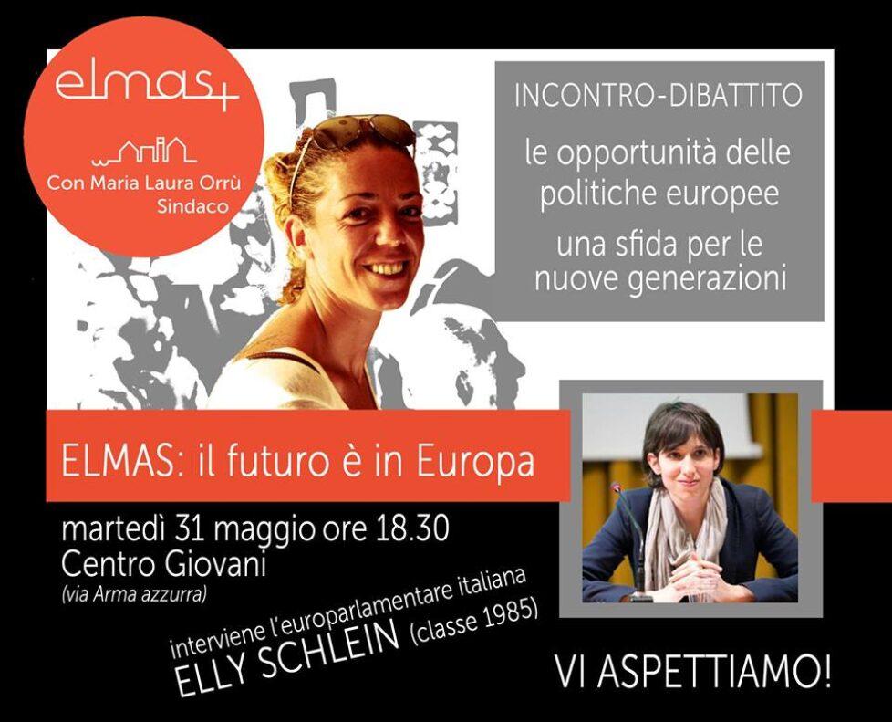 Elmas: il futuro è in Europa