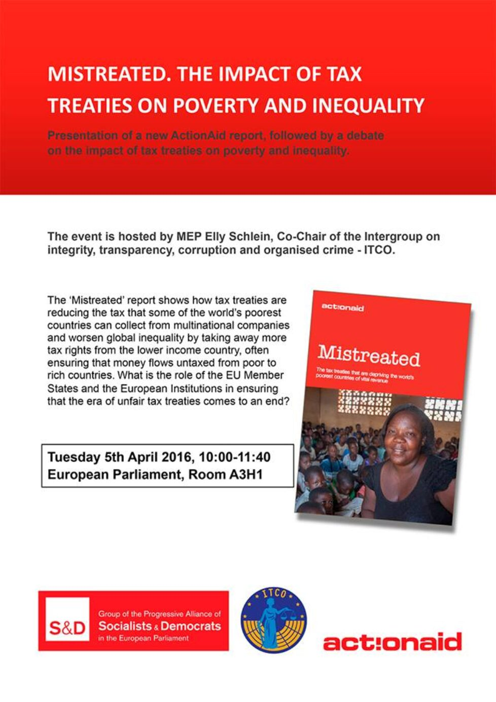 The impact of tax treaties on poverty and inequality