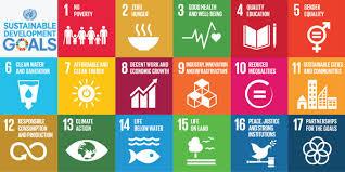 Approvazione degli obiettivi di sviluppo sostenibile