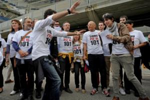L'Unità – La sfida di Elly Schlein da Occupy a Bruxelles