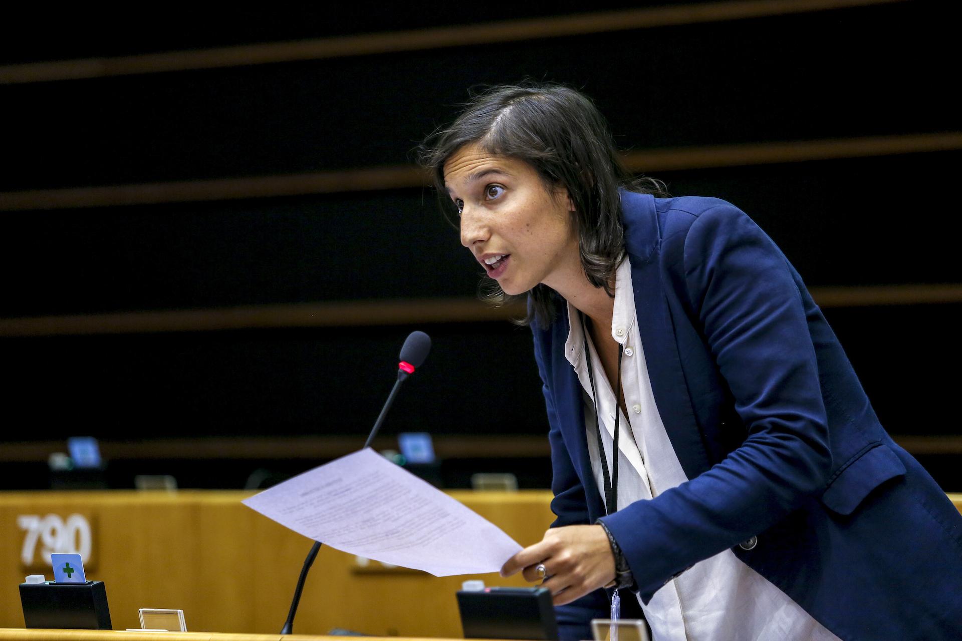 Eunews.it- Elly Schlein relatrice del gruppo S&D all'Europarlamento per la riforma di Dublino