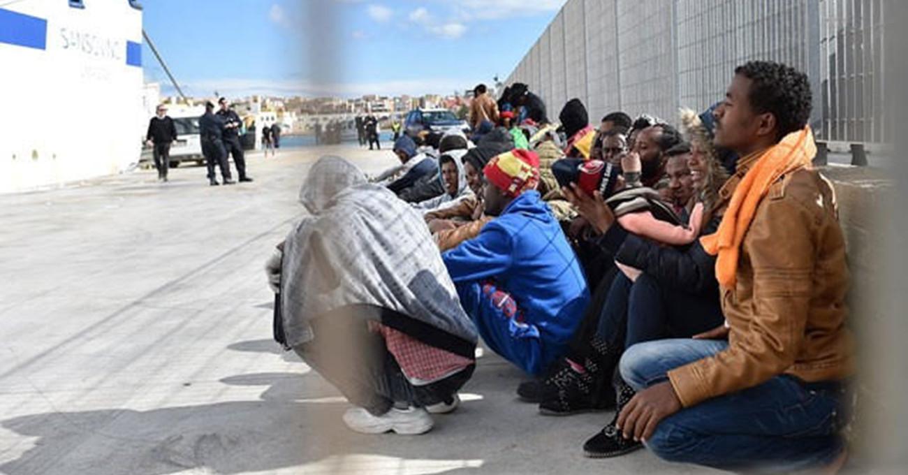 Situazione degli hotspot in Italia: la Commissione presenta un quadro ben lontano dalla realtà