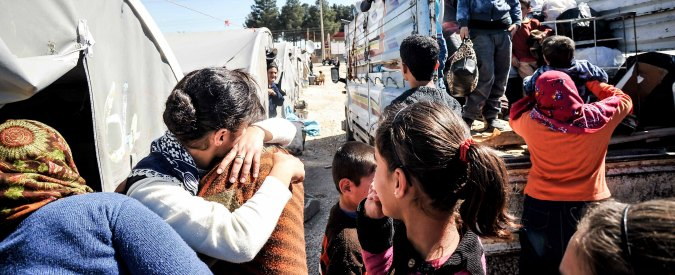 Che Consiglio e Commissione rispondano a quanto accaduto al confine turco-siriano
