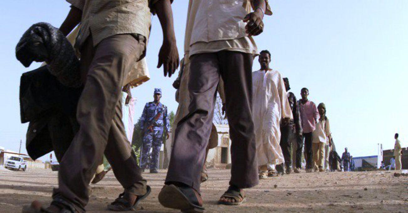 Comunicato Stampa: L'Italia deporta collettivamente in Egitto e Sudan?