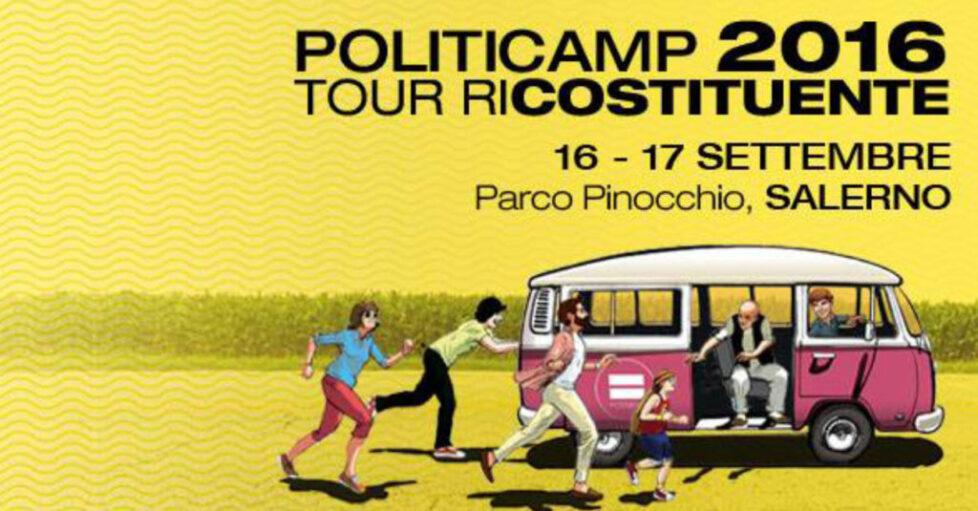 Politicamp di Salerno