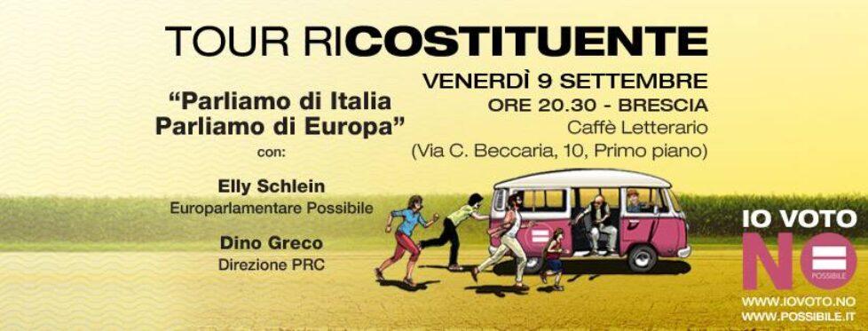 Tour Ricostituente – Brescia