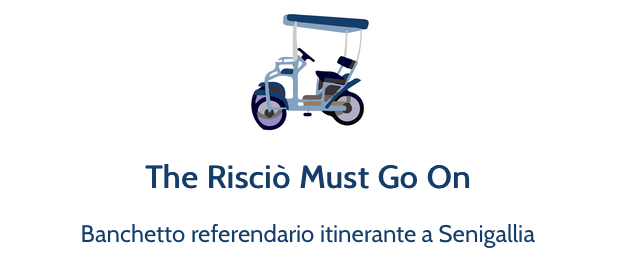 Senigallia #referendumcoast2coast
