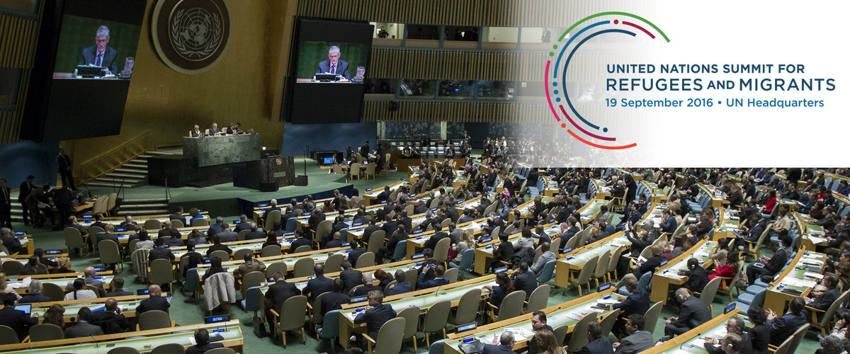 United Nations Summit for Refugees and Migrants