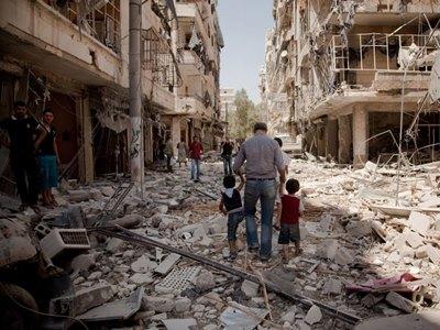 Siria: una strage che deve finire