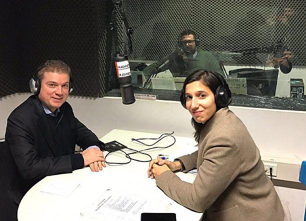 """Radio Città del Capo- """"Preparati al Referendum. De Maria (Pd) e Schlein (Possibile) a confronto"""""""