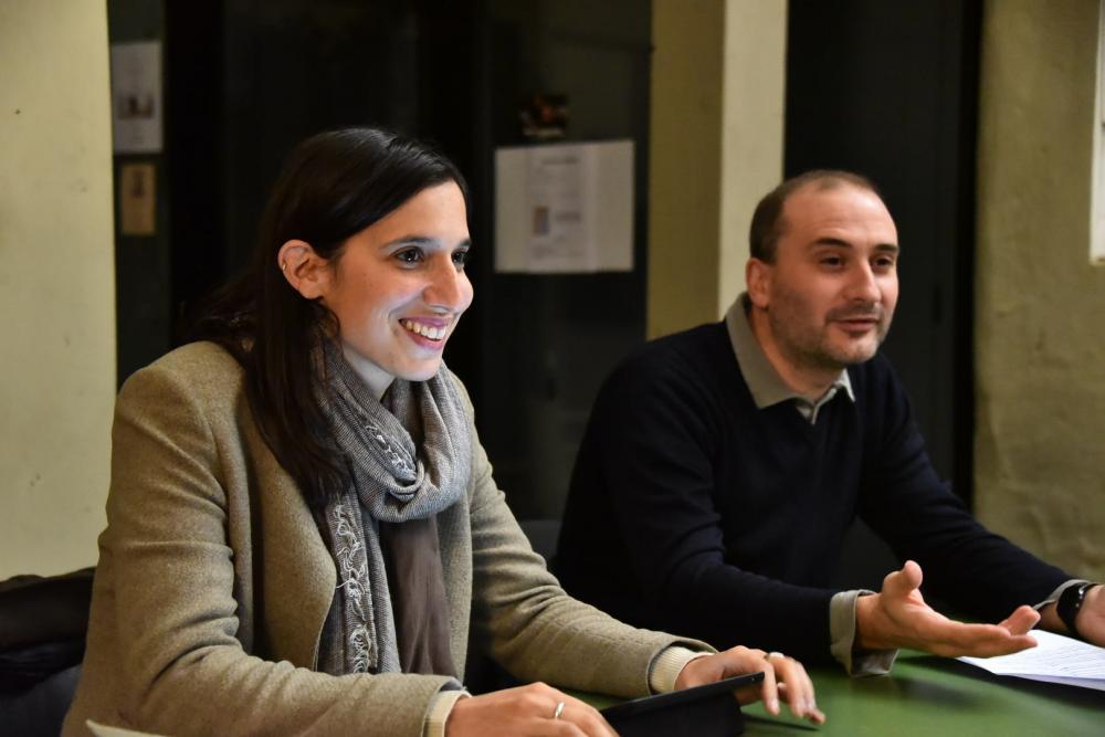 """Piacenzasera.it- Elly Schlein (Possibile) a Piacenza il per no: """"Riforme senza spirito costituente"""""""