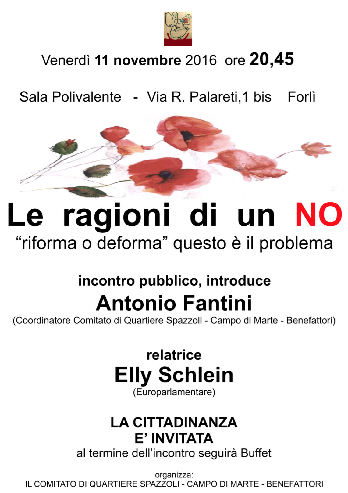 Tour Ricostituente Forlì
