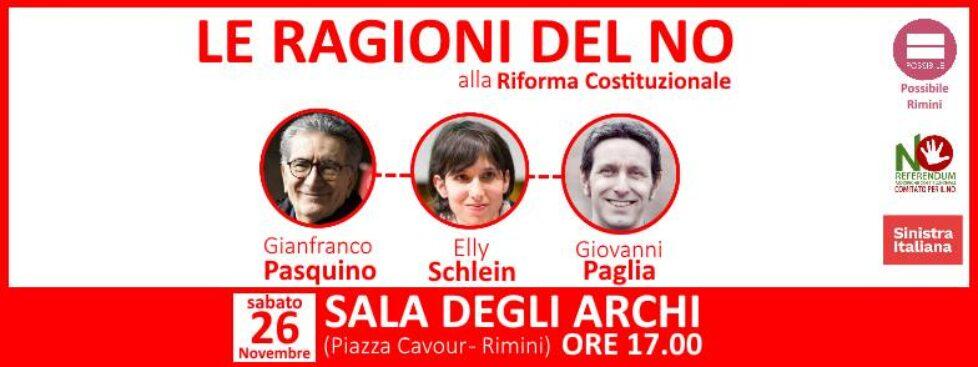 Tour Ricostituente a Rimini