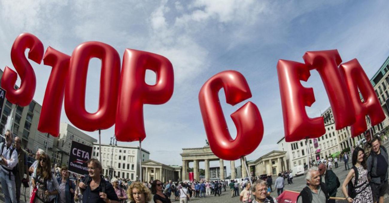 Il Parlamento europeo approva il CETA: perché ho votato contro