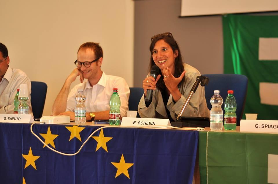 Il lavoro dell'europarlamentare- la GFE incontra Elly Schlein