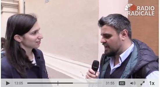 "Radio Radicale- Intervista al margine del Forum ""Europe Fights Back"""