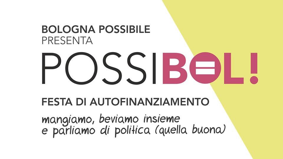 PossiBOL - la festa di Possibile Bologna
