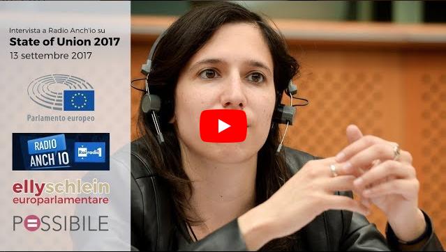 Intervista a Radio Anch'io (Radio 1 Rai), 13 settembre 2017