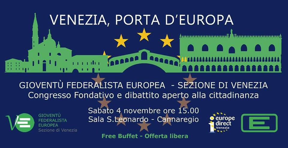 Venezia, porta d'Europa - GFE Venezia