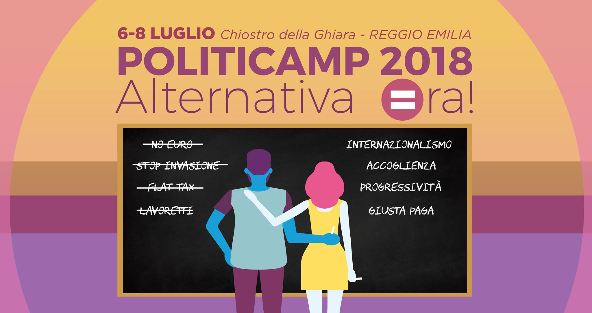 PolitiCamp 2018: Alternativa ora!