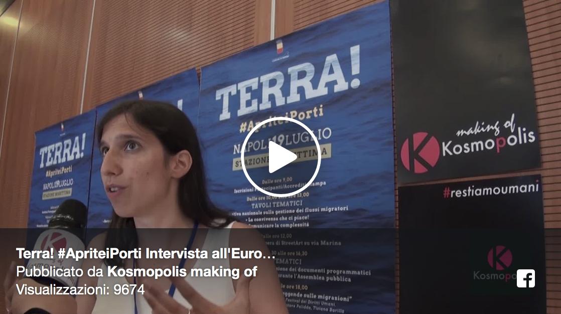 AgoràVox – Immigrazione e accoglienza, intervista a Elly Schlein