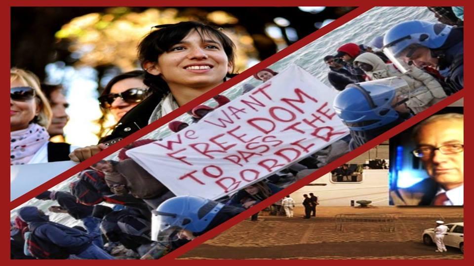 Frontiere d'Europa e Diritti negati - incontro con Elly Schlein