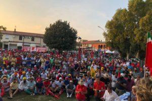 """Tempi Moderni – La Comunità Sikh Del Pontino Torna In Piazza Per Il """"Nagar Kirtan"""" E Contro Lo Sfruttamento Lavorativo Nelle Campagne Insieme Ad In Migrazione"""