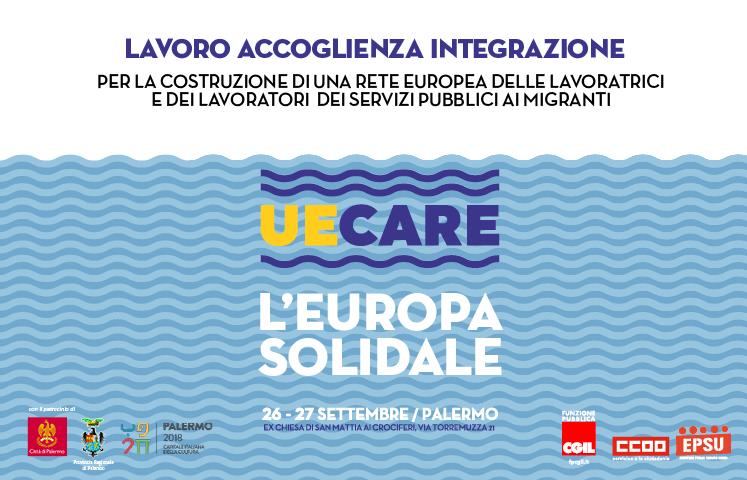 UeCare - L'Europa Solidale