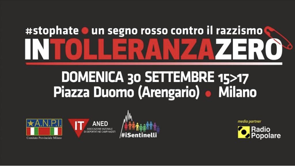 La Stampa – 9mila adesioni per la manifestazione antifascista del 30 settembre a Milano