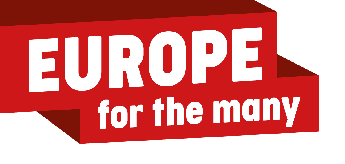 Europe for the many; a left strategy for transforming Europe