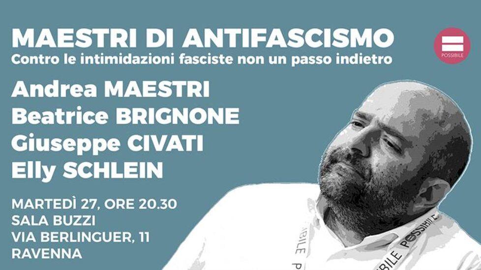 Maestri di antifascismo