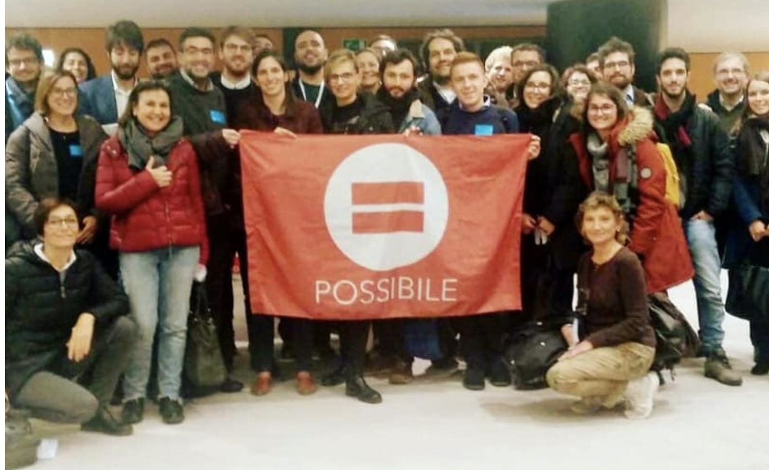 "CesenaToday – Possibile alla Winter school di Bruxelles: ""Si è parlato dell'Europa del futuro"""