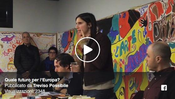 Treviso – Quale futuro per l'Europa?
