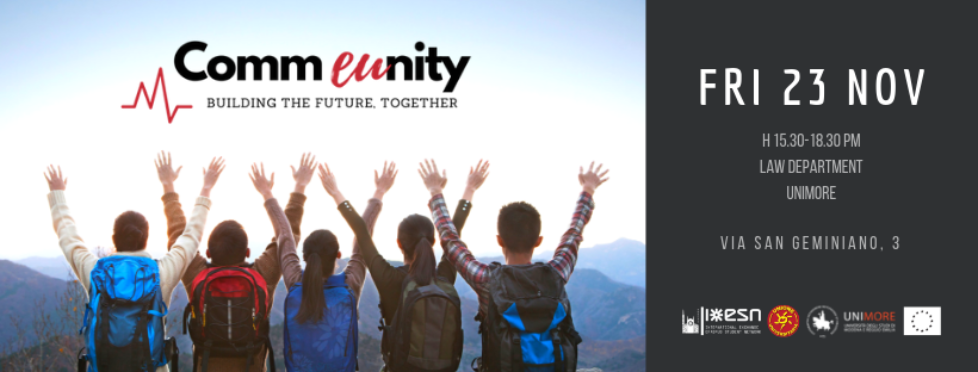 CommEUnity – Building the future, together