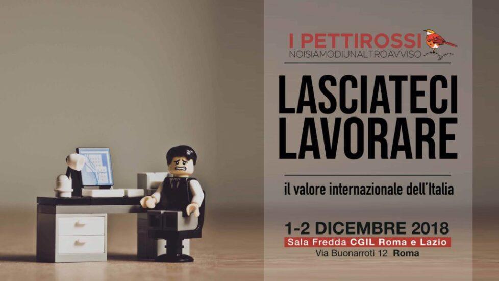 Lasciateci Lavorare! Il valore internazionale dell'Italia
