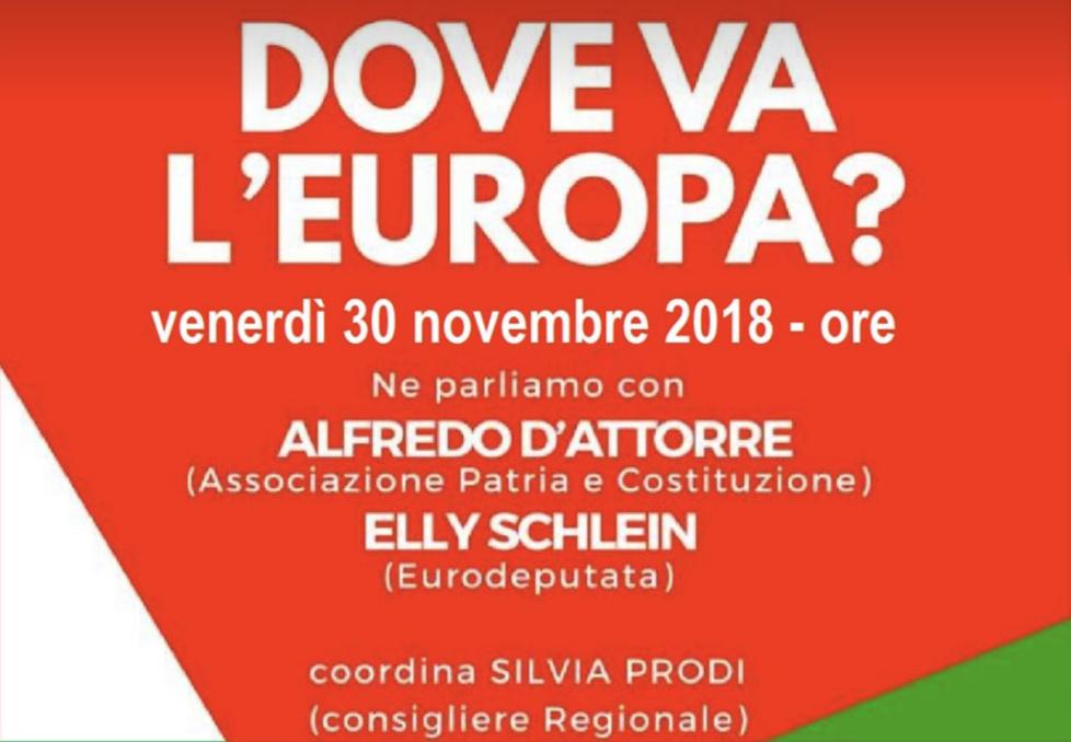 Dove va l'Europa?