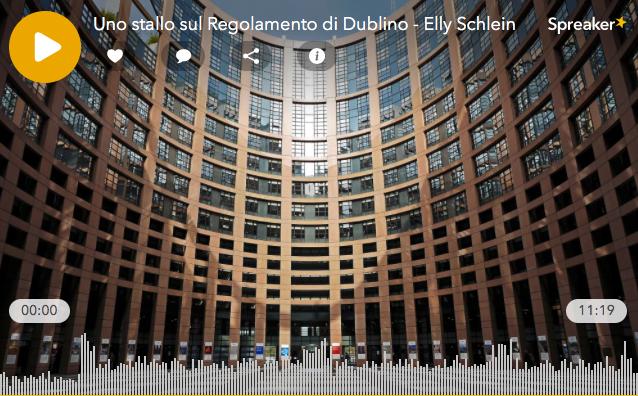 RBE – UNO STALLO SUL REGOLAMENTO DI DUBLINO. INTERVISTA A ELLY SCHLEIN