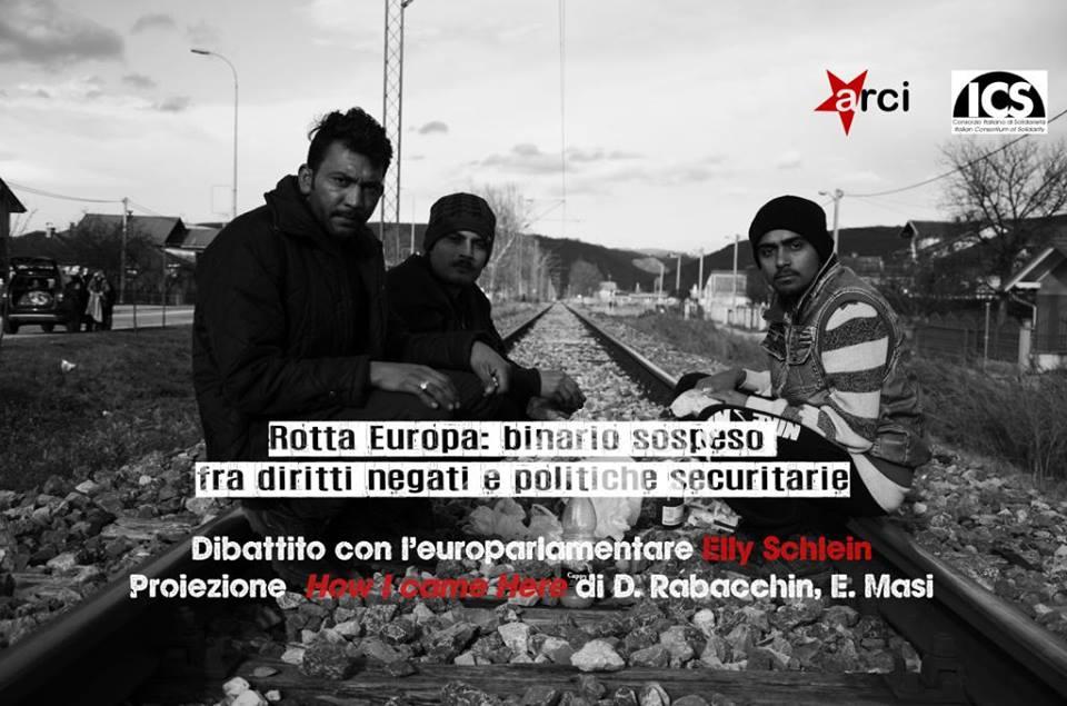 Rotta Europa fra diritti negati e politiche securitarie