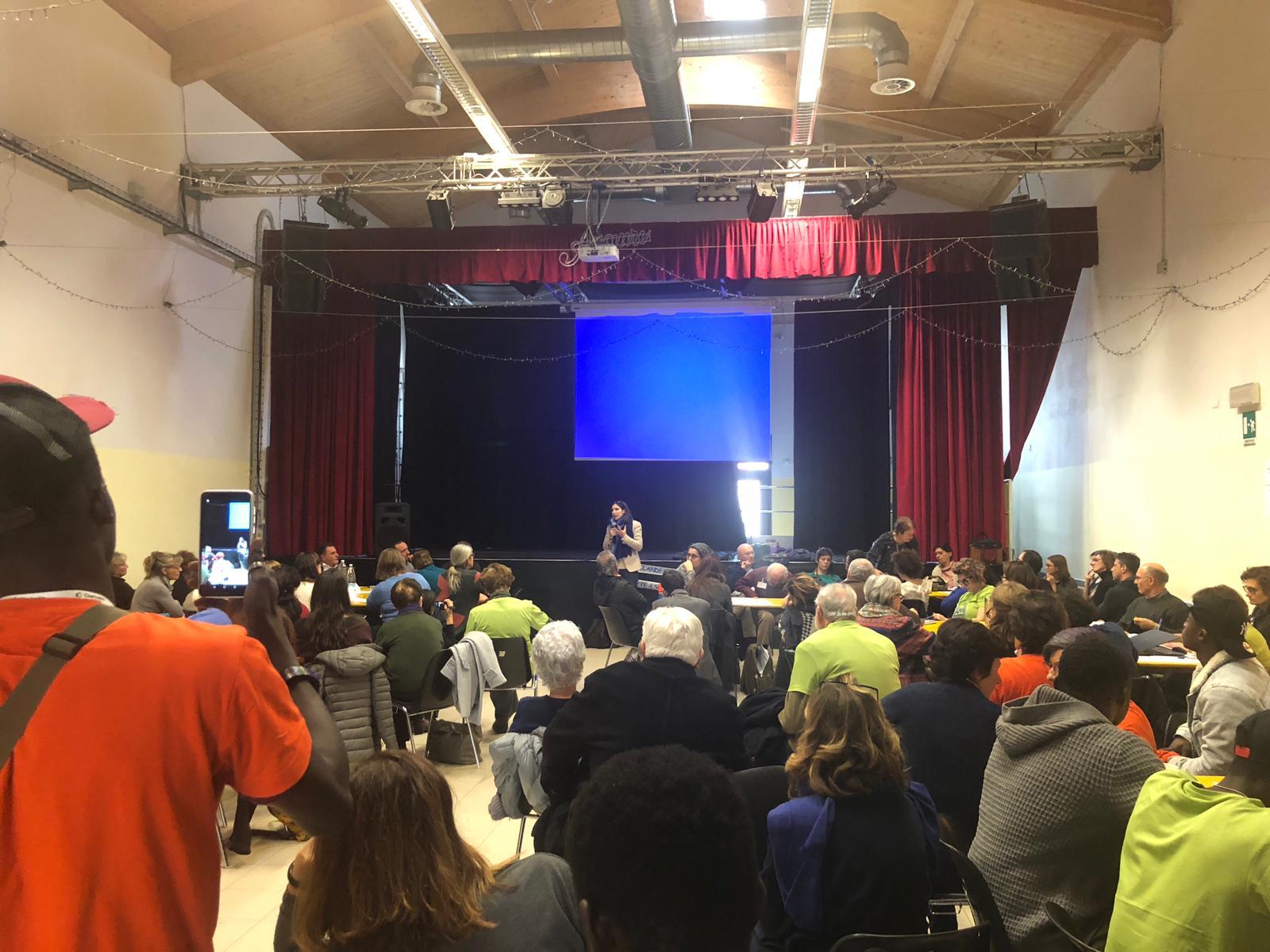 Radio Città del Capo – Migranti. Le Famiglie Accoglienti si organizzano contro il decreto Salvini