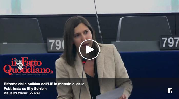 """il Fatto Quotidiano – Sea Watch, Schlein critica Consiglio Ue: """"La prossima volta sparerete ai barconi?"""". E ai leghisti: """"Ipocriti"""""""
