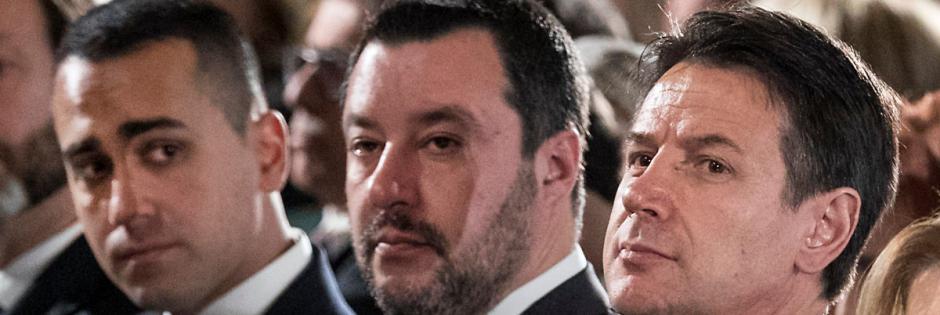 Il Foglio – Di Maio e Toninelli difendono Salvini, ma inciampano su Dublino